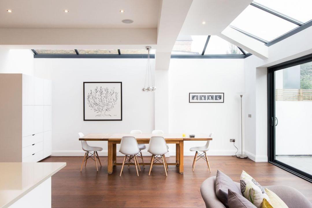 tendance les fen tres en aluminium style industriel frenchy fancy. Black Bedroom Furniture Sets. Home Design Ideas