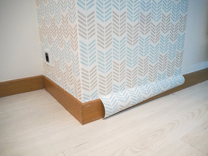 papier peint frenchy fancy. Black Bedroom Furniture Sets. Home Design Ideas
