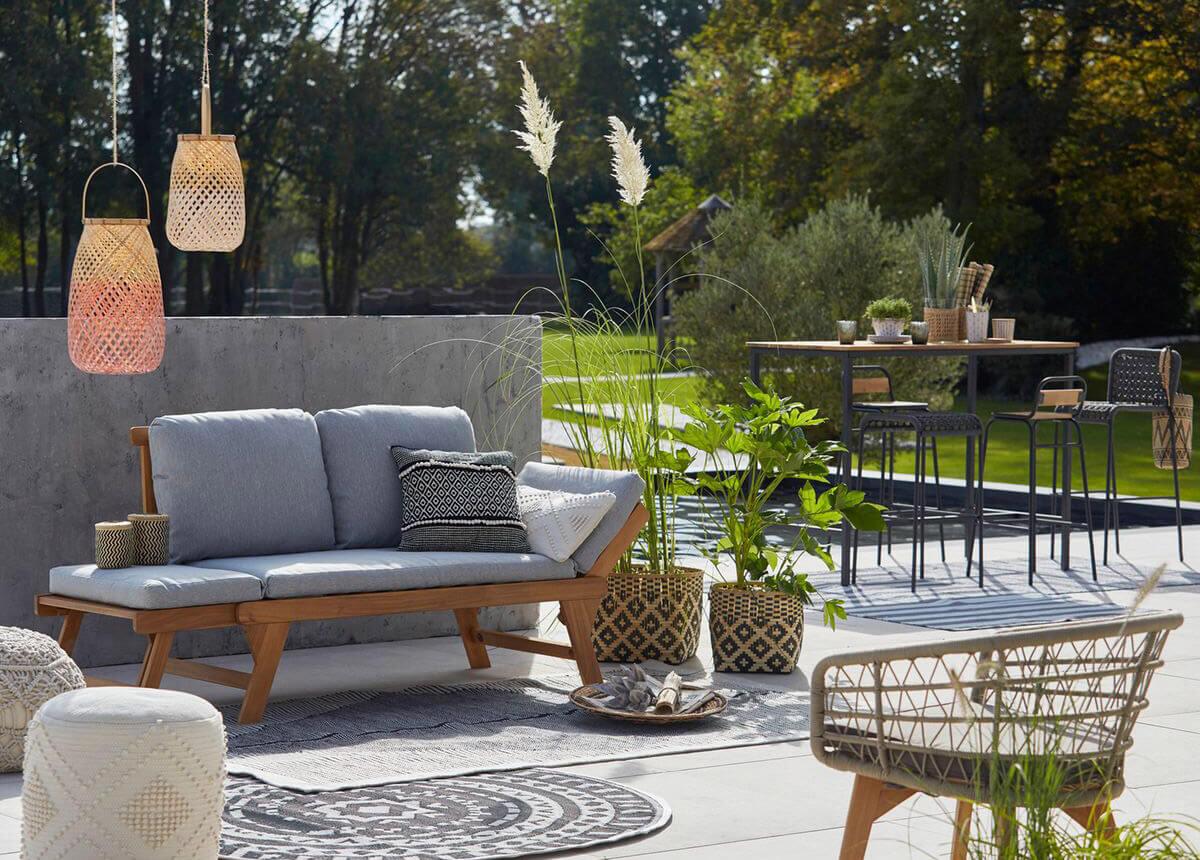ou trouver du beau mobilier de jardin