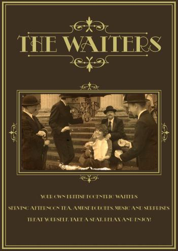 THE WAITERS SMALL