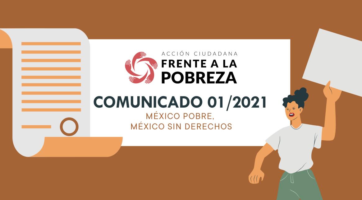 Comunicado de prensa No. 1/2021