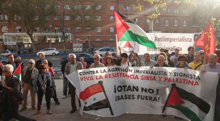 Por la defensa el Derecho al Retorno del pueblo Palestino y contra la masacre perpetrada por el Ente Sionista de Israel