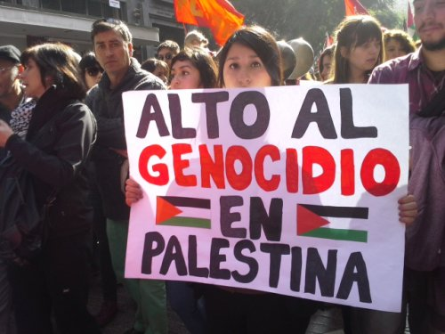 Matadero Uno, Palestina.