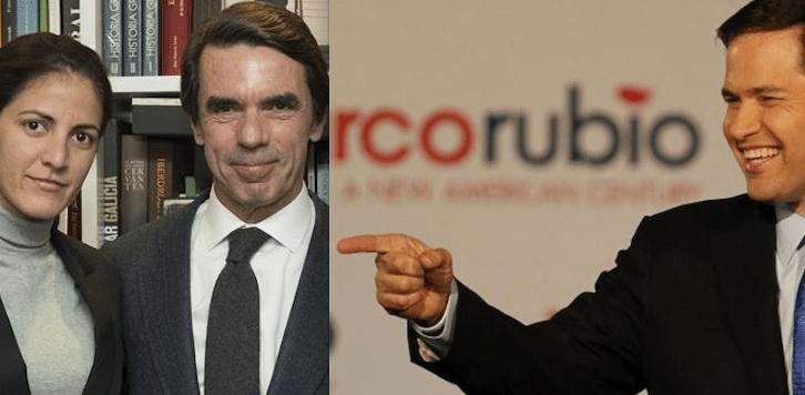 Marco Rubio subcontrata a Rosa María Payá.