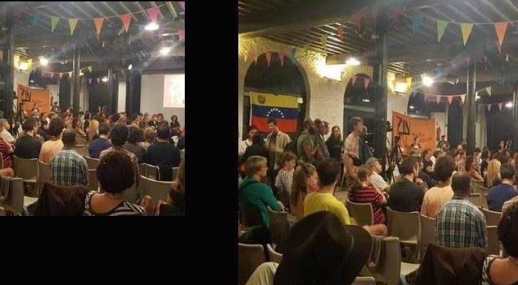 Comunicado Fundacional de la RED Europea de Solidaridad con la Revolución Bolivariana