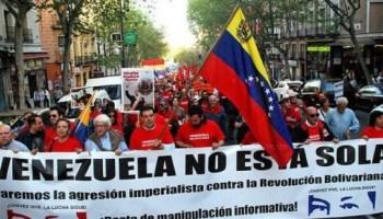 COMUNICADO DEL FRENTE ANTIIMPERIALISTA INTERNACIONALISTA EN DEFENSA DE LA REVOLUCIÓN BOLIVARIANA Y SU PRESIDENTE NICOLÁS MADURO