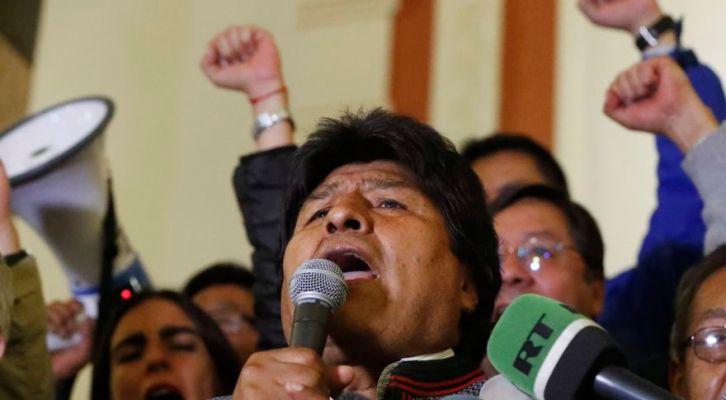 Comunicado del Frente Antiimperialista Internacionalista sobre el intento golpista en Bolivia