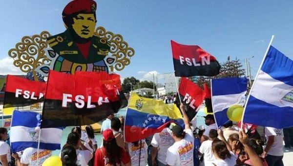 Así son las alturas de Nicaragua, … y las bajuras del imperialismo
