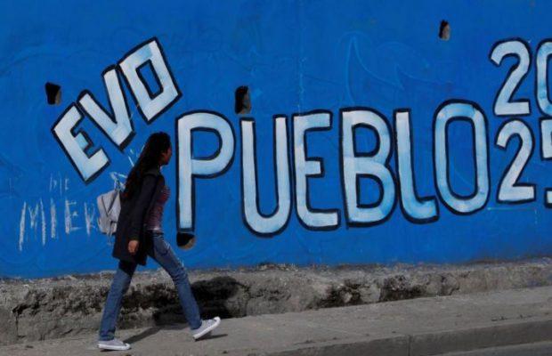 """El golpe blando: Bolivia. El Tío Sam, con Gene Sharp y el """"cívico"""" Camacho, contra Evo Morales"""