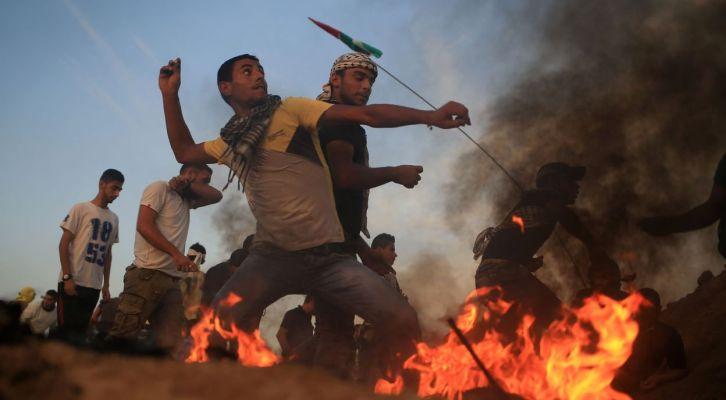 Intifada Palestina. Diciembre. Sionazismo en Madrid