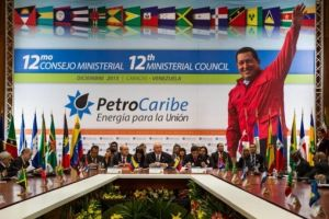 A iniciativa PETROCARIBE, impulsinada pela Venezuela Bolivariana sobretudo por via do âmbito da ALBA-TCP, já leva 15 anos em socorro dos estados que compõem o CARICOM.