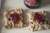 Homemade granola bars!