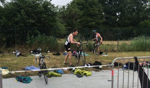 Triathlon team FREQUENCE Running