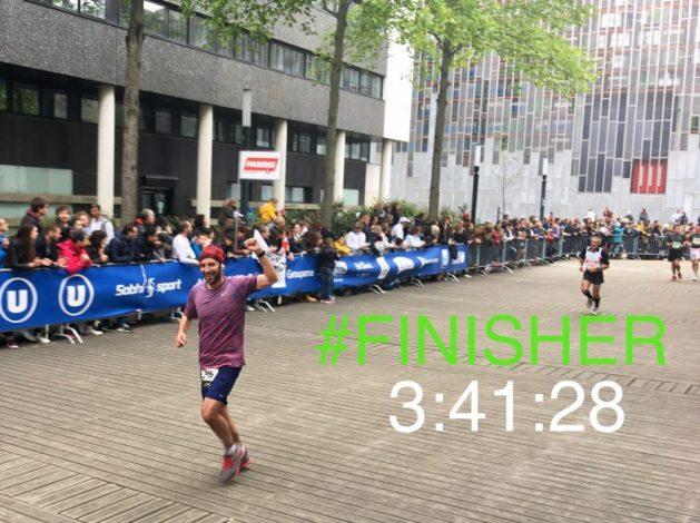 prépa marathon