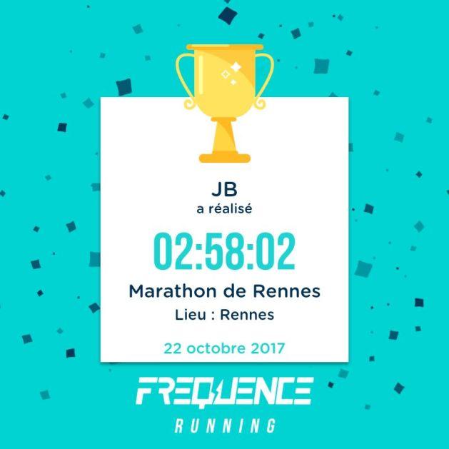 marathon rennes