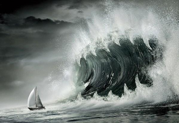 Prière pour faire face aux tempêtes de la vie.