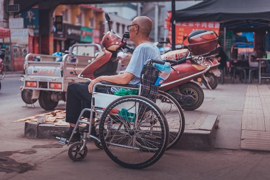 Trouver l'amour lorsqu'on a un handicap.