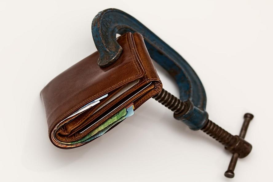 Les symptômes de l'amour de l'argent.