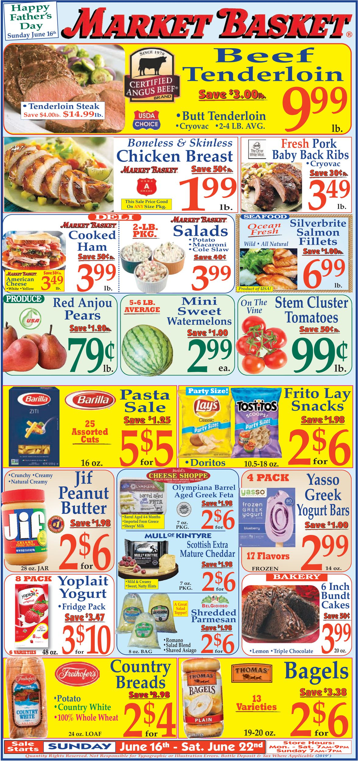Fresh Market Weekly Deals