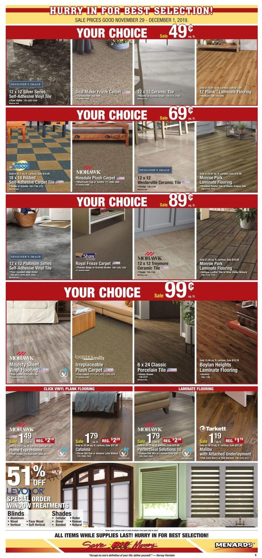 menards sheet vinyl flooring vinyl