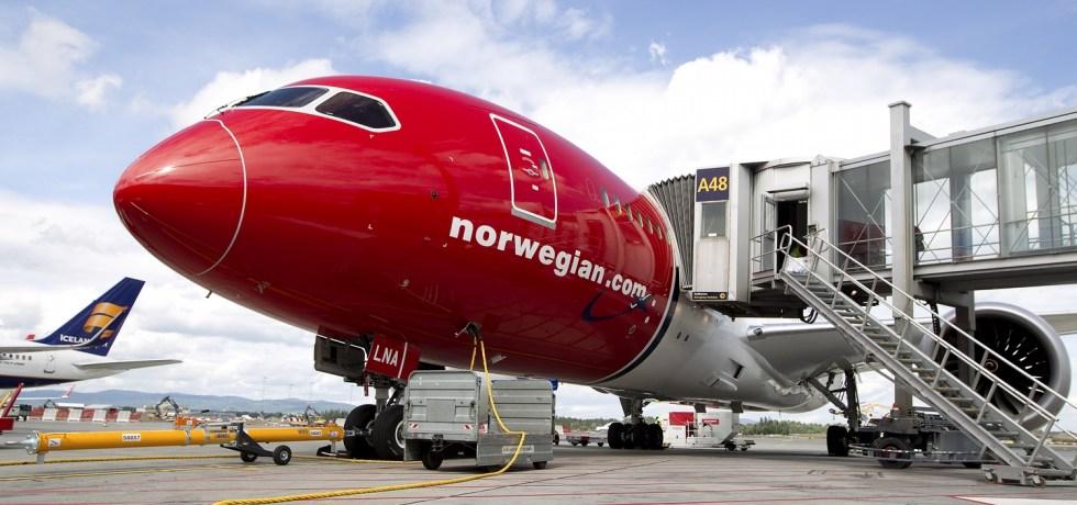 Norwegian lanserer innleie har kostet argentina flytillatelse storsatsing stort salg