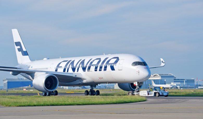 veie passasjerer Finnairs vekst