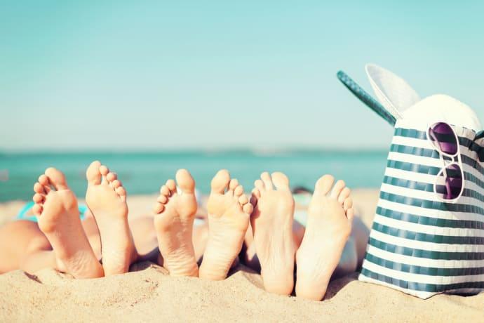 Bestill sommerferien