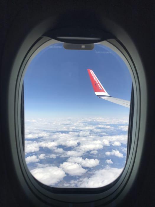 Ready Steady Fly uke 23 internasjonal vekst