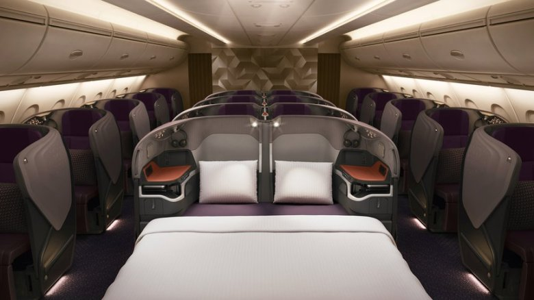 TripAdvisor kårer Singapore Airlines Singapore Airlines lanserer