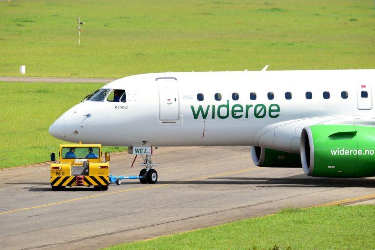 ekstra fly E190-E2 utvider samarbeidet