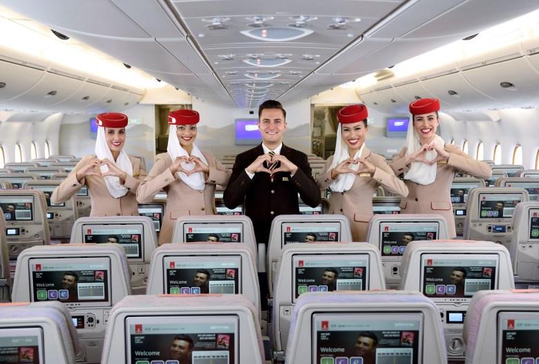 Emirates vinner prisen