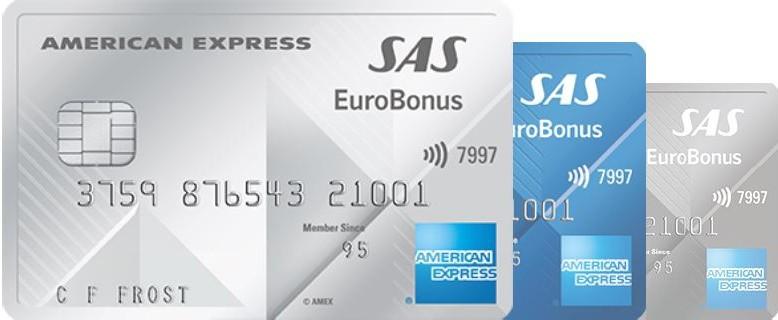 SAS American Express