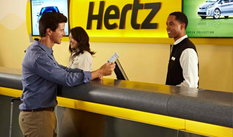 Hertz jubileumstilbud Hertz Global Holding
