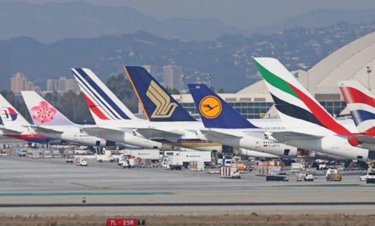 Flyselskapene vil forby