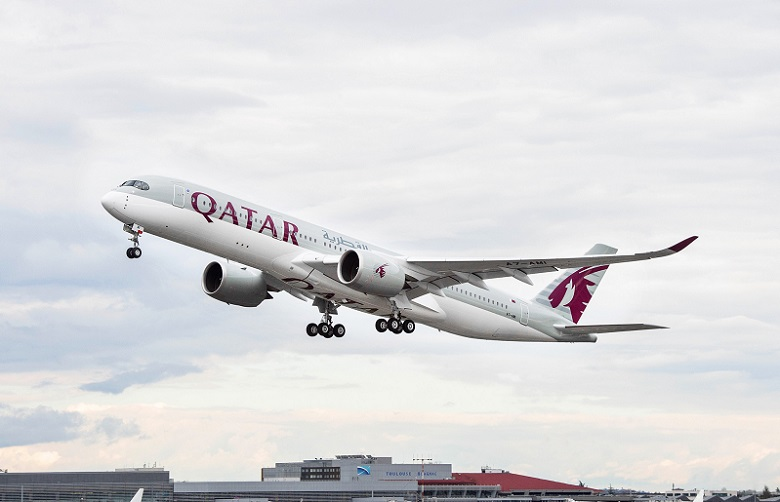 Business Class tilbud hos Qatar Airways