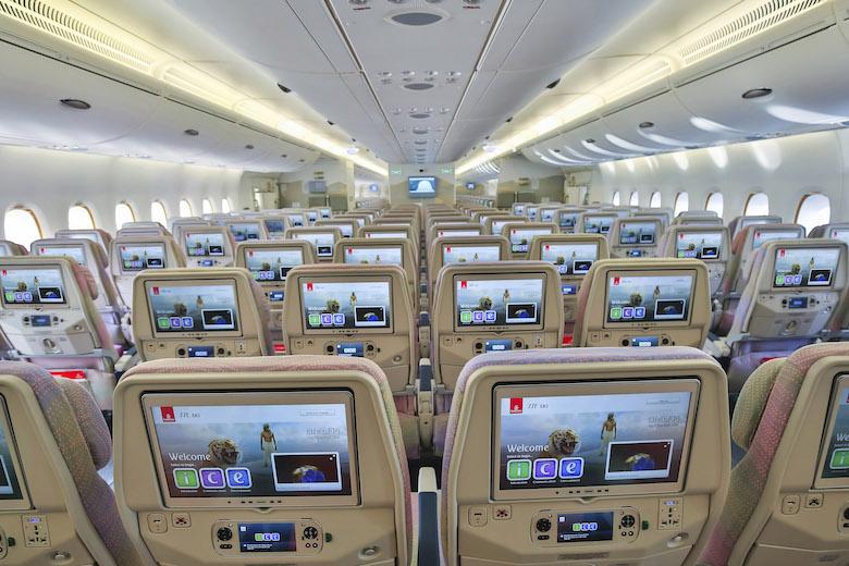 Emirates med kampanje