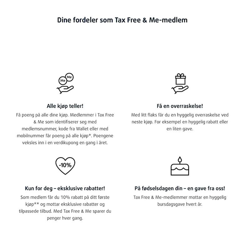 Tax Free & Me