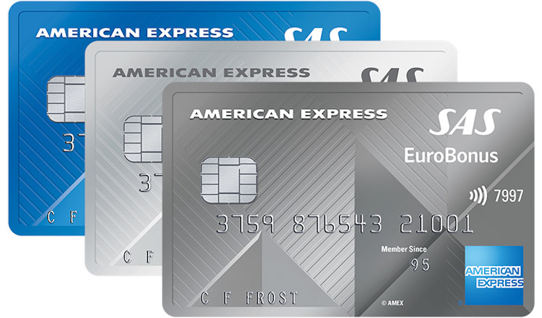 American Express ekstrakort