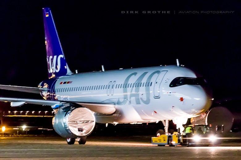 SAS skal male om A320NEO