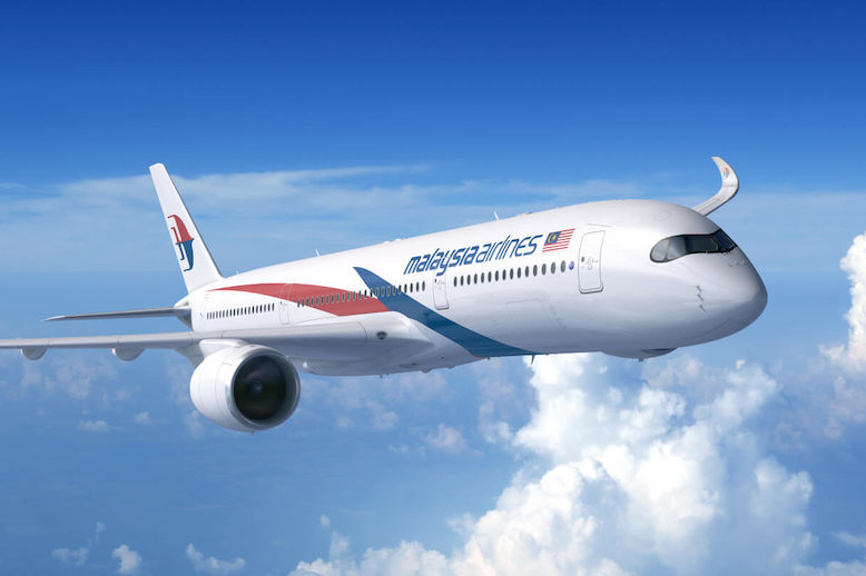 Foto: Malaysia Airlines.