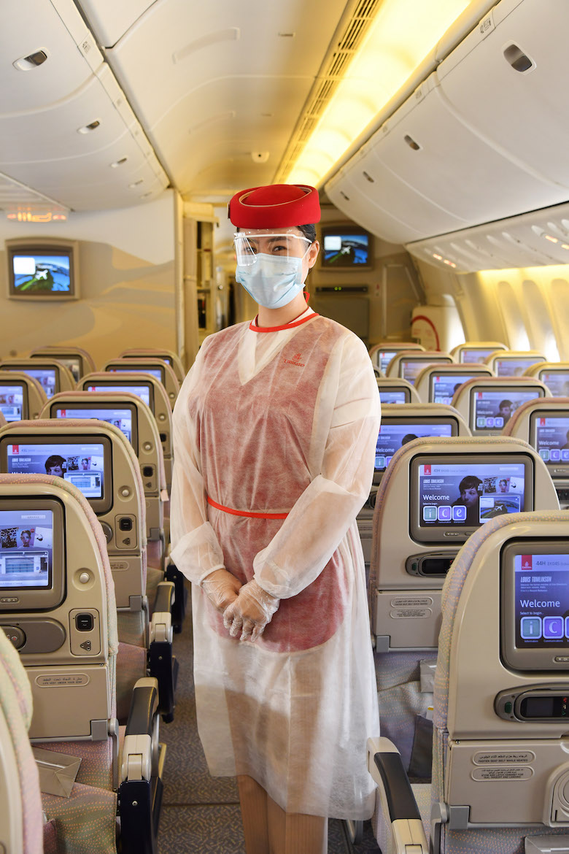Emirates innfører nye sikkerhetstiltak