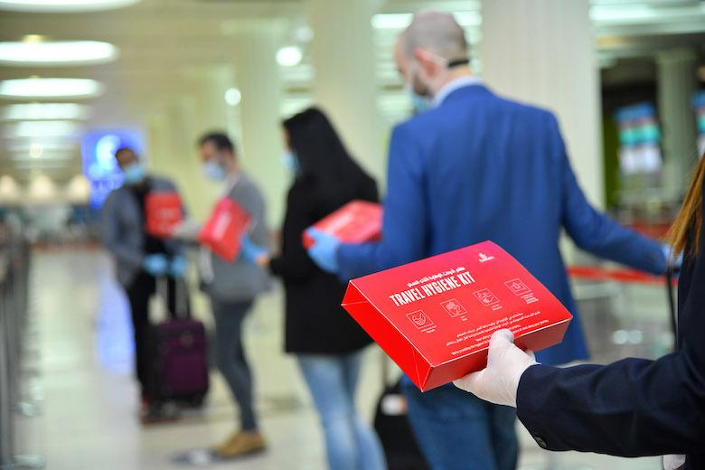 Emirates økte