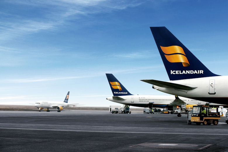 Icelandair satser stort Black Friday