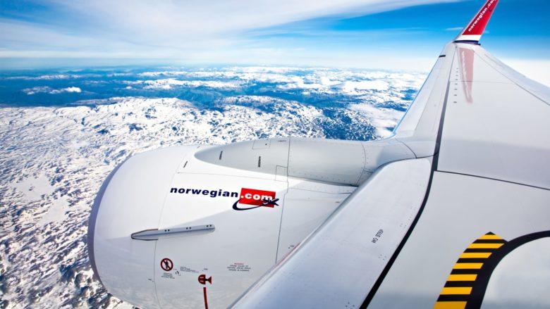 Norwegians trafikktall i november Norwegian