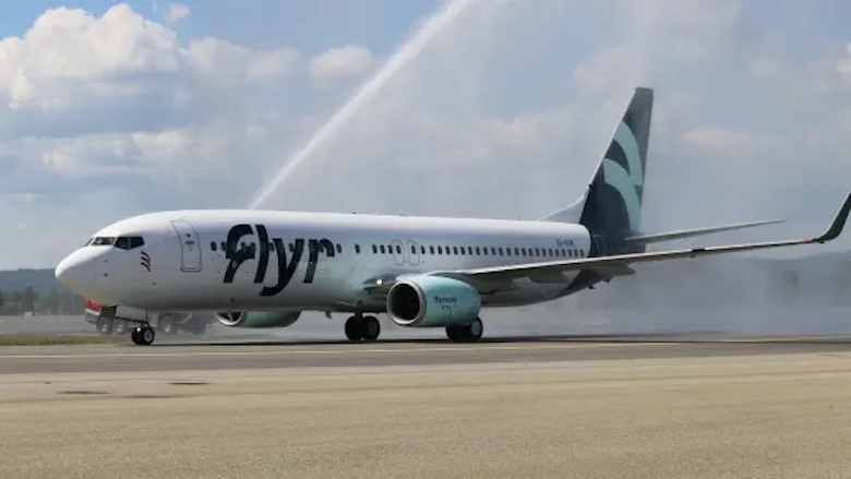 Første Flyr-fly