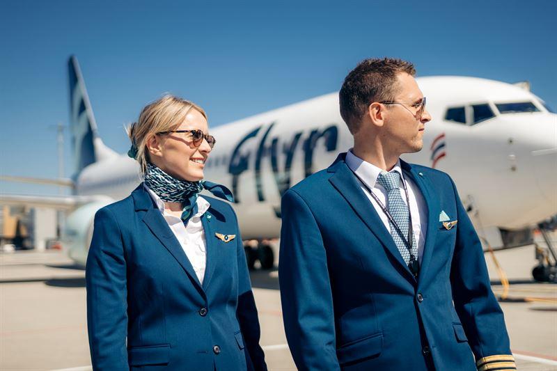 Flyr lanserer i dag nye reisemål til attraktive skidestinasjon
