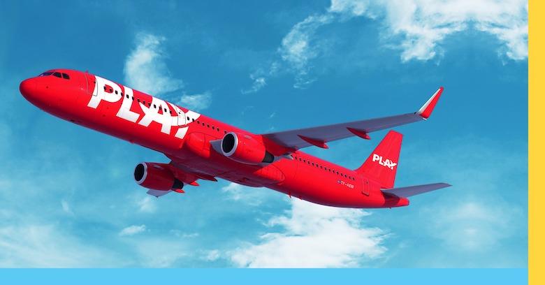 Det islandske flyselskapet Play