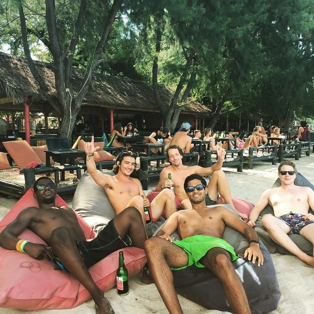 Gili T Island