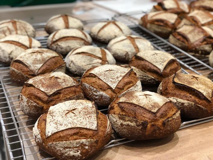 Tourte de meule - La Boulangerie des Frères Blavette