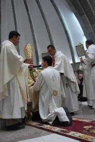 ordination sacerdotale de Sarmad 1